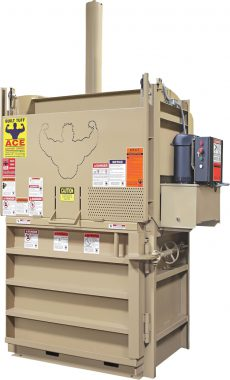 ACE Equipment 6030 Vertical Baler
