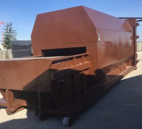 Galbreath 34 Yard Self Contained Compactor Model #OSC2-2-34-2290