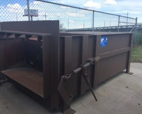 SP Stationary Compactor CP2102